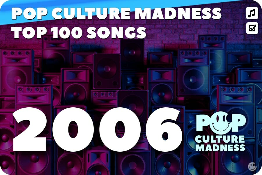 2006 Music - The 100 Most Popular Songs