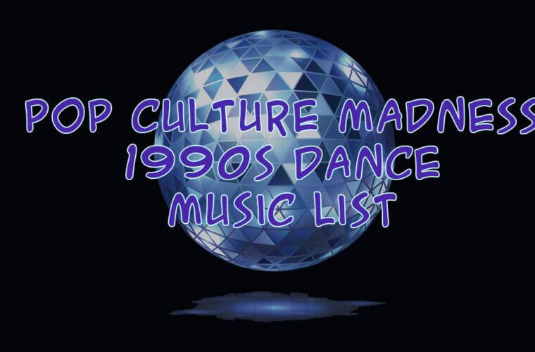 1990s Dance Hits