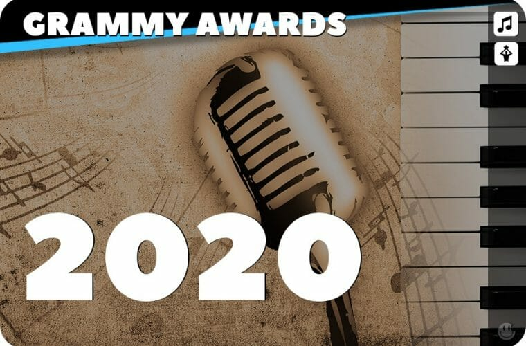 2020 Grammy Award Winners