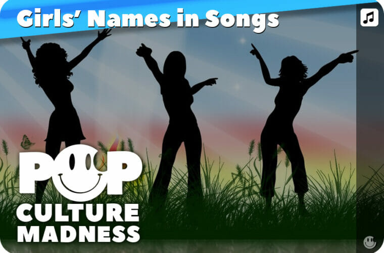 Songs with Girls' Names in the Title