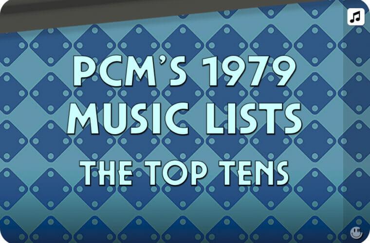 1979 Top Ten Music Charts
