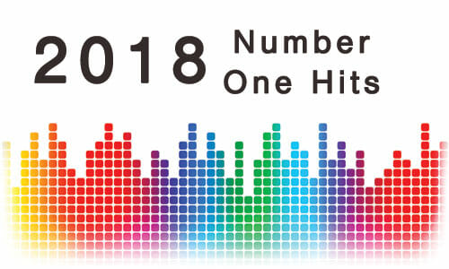 The Number One Hits Of 2018