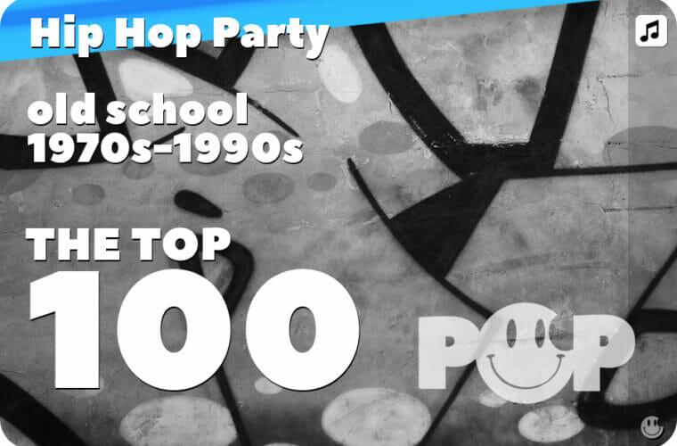 Hip Hop Old School Music 1970s - 90s