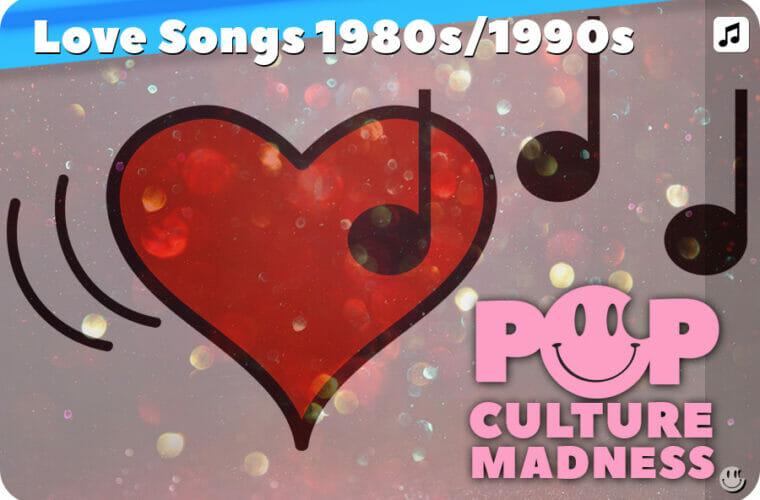 Romantic Love Songs: The 80s - 90s