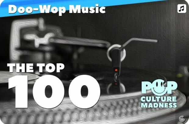 Top 100 Doo Wop Hits 1950s-1960s