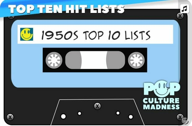 Your Complete 1950s Music Checklist