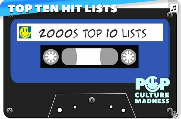 Your Complete 2000s Music Checklist