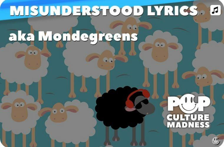 Misunderstood Lyrics in Popular Songs