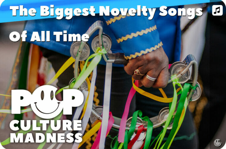 Novelty and Comedy Songs in Pop