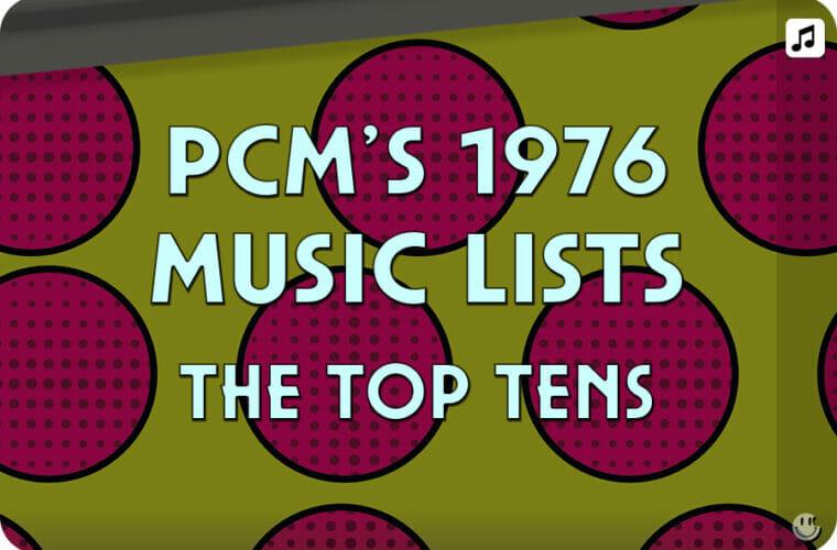 1976 Top Ten Music Charts