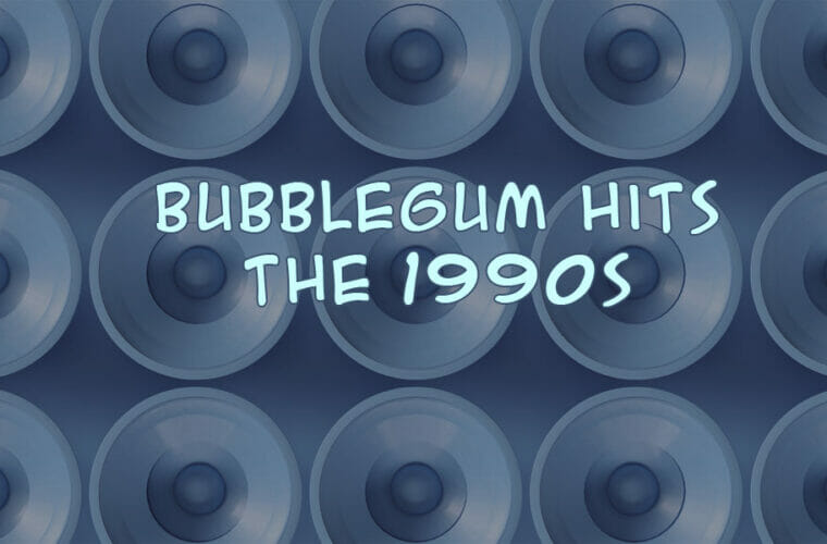 Top 100 90's Bubblegum Pop Hits