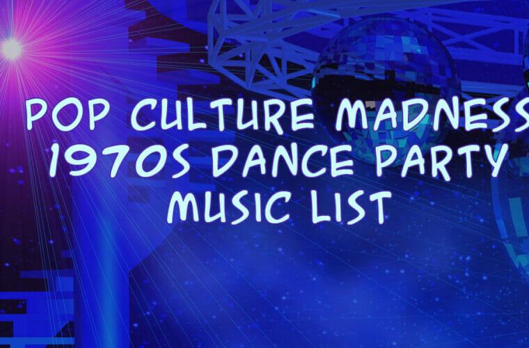 Top 100 70s Pre-Disco & Rock Party Hits