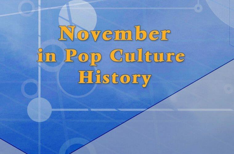 November Trivia and History
