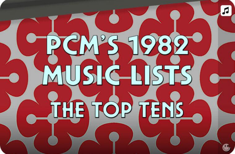1982 Top Ten Music Charts