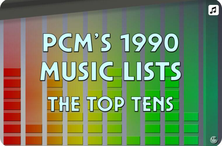 1990 Top Ten Music Charts