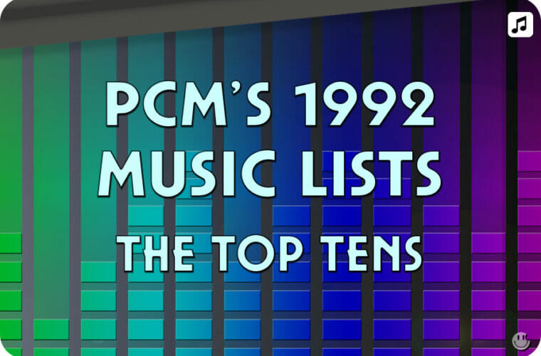 1992 Top Ten Music Charts