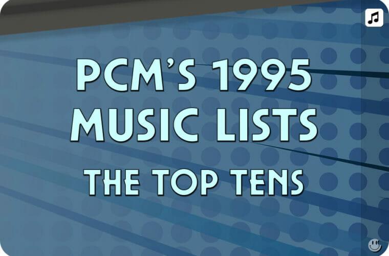 1995 Top Ten Music Charts