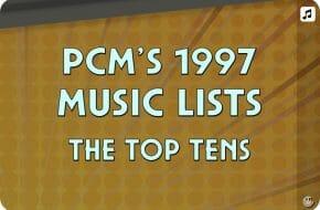 1997 Top Ten Music Charts