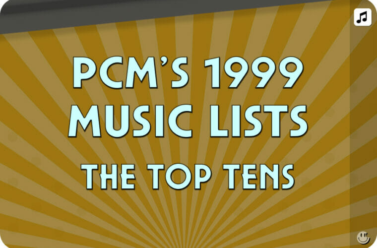 1999 Top Ten Music Charts