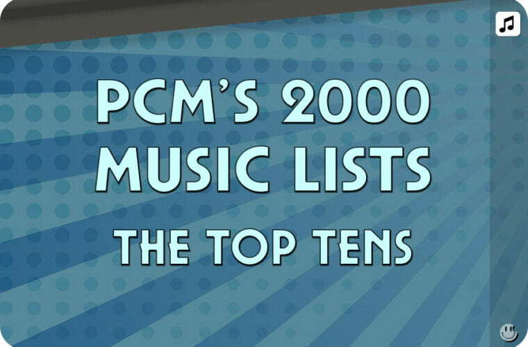 2000 Top Ten Music Charts