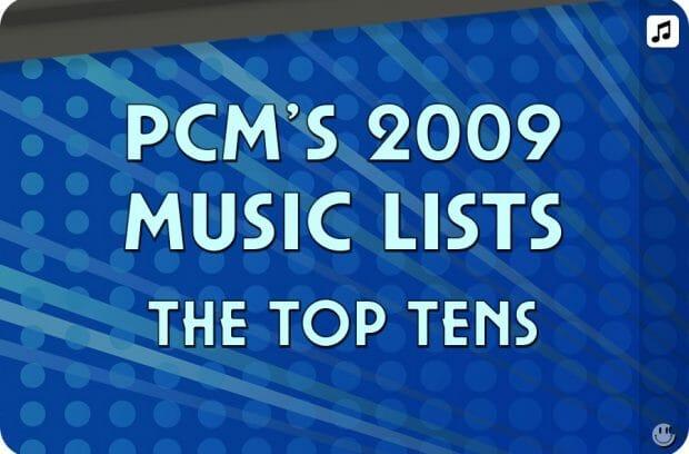 2009 Top 10 Music Charts