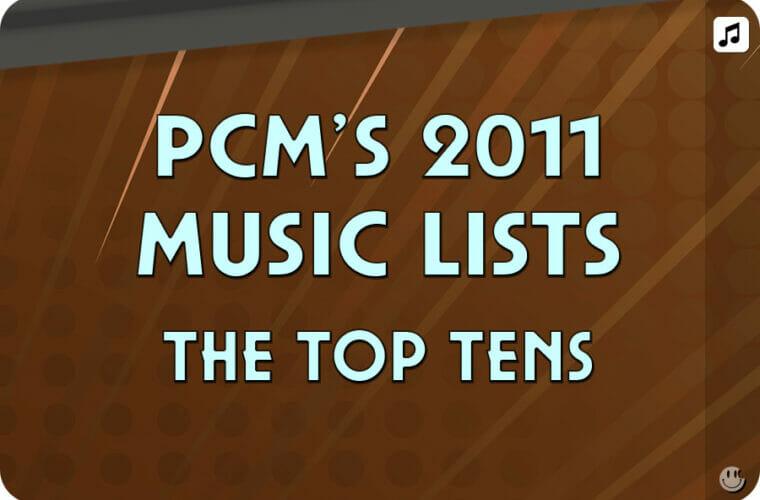 2011 Top Ten Music Charts
