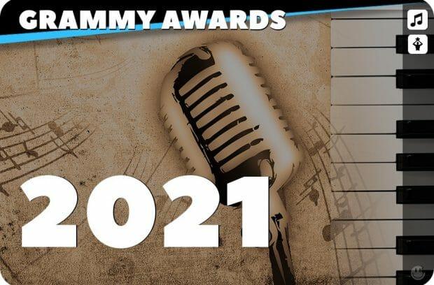 2021 Grammy Award Winners
